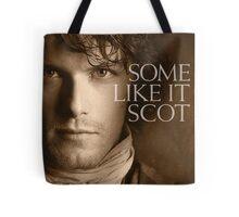 Jamie Fraser Outlander Tote Bag