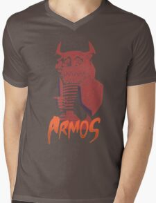 Armos Mens V-Neck T-Shirt