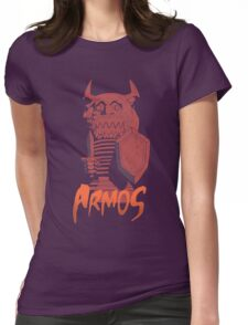 Armos Womens Fitted T-Shirt