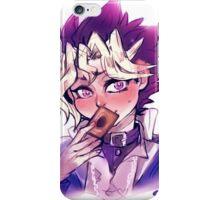 Yugi blushing iPhone Case/Skin