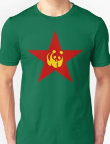 Comrade Panda - ONE:Print T-Shirt