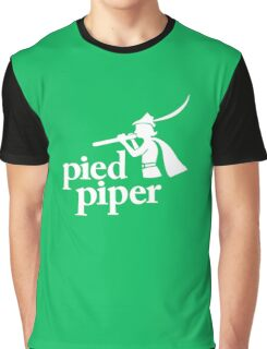 Pied Piper T-Shirts Graphic T-Shirt
