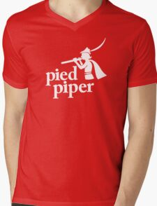 Pied Piper T-Shirts Mens V-Neck T-Shirt