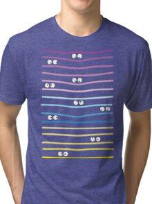 watching you Tri-blend T-Shirt