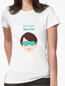 Midnight Special Womens Fitted T-Shirt