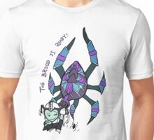 Smite - The brood is ready (Chibi) Unisex T-Shirt