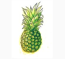 Watercolour pineapple Unisex T-Shirt