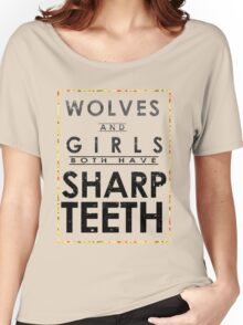 Wolves and Girls Women's Relaxed Fit T-Shirt
