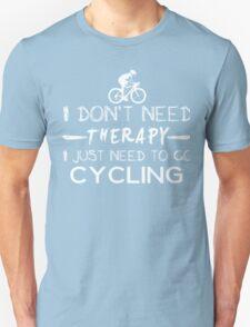 CYCLING Funny Tshirt Unisex T-Shirt