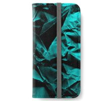 Black Trash Broken Awesome Fun Madness Crazy iPhone Wallet/Case/Skin