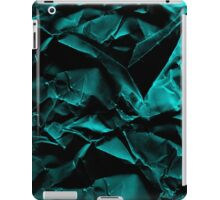 Black Trash Broken Awesome Fun Madness Crazy iPad Case/Skin