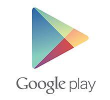 Google Play Store Photographic Print