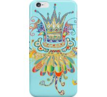 Crowned with Splendour. iPhone Case/Skin