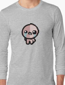 The Binding of Isaac, Two-Face Isaac Long Sleeve T-Shirt