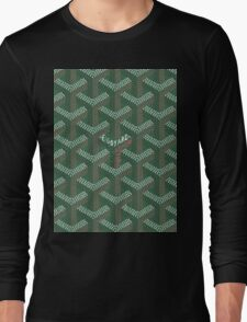goyard logo Long Sleeve T-Shirt