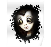 Goth Vampire Poster
