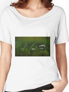 Nature wonder Women's Relaxed Fit T-Shirt