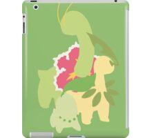 Chikorita Evolution iPad Case/Skin