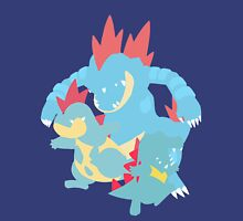 Totodile Evolution Unisex T-Shirt