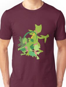 Treecko Evolution Unisex T-Shirt