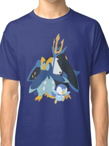 Piplup Evolution Classic T-Shirt