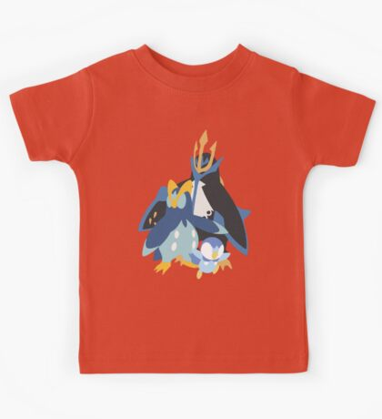Piplup Evolution Kids Tee