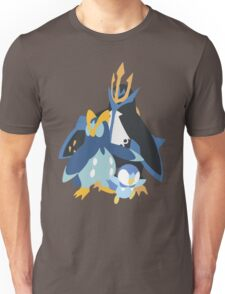 Piplup Evolution Unisex T-Shirt