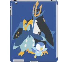 Piplup Evolution iPad Case/Skin