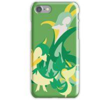Snivy Evolution iPhone Case/Skin