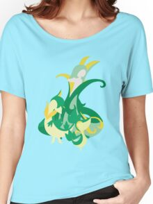 Snivy Evolution Women's Relaxed Fit T-Shirt