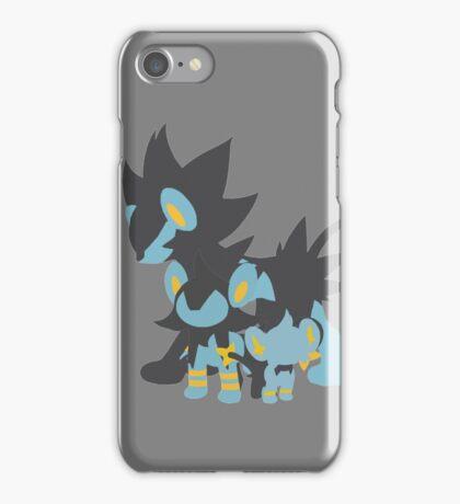 Shinx Evolution iPhone Case/Skin