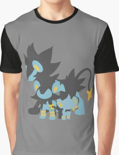 Shinx Evolution Graphic T-Shirt