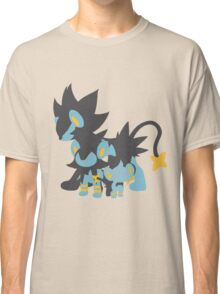 Shinx Evolution Classic T-Shirt