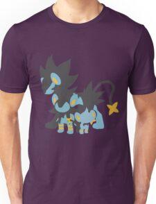 Shinx Evolution Unisex T-Shirt