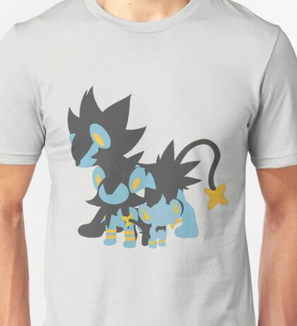 Shinx Evolution Unisex T-Shirt