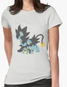Shinx Evolution Womens Fitted T-Shirt