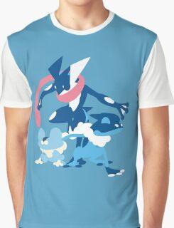 Froakie Evolution Graphic T-Shirt