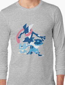 Froakie Evolution Long Sleeve T-Shirt