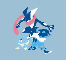 Froakie Evolution Unisex T-Shirt