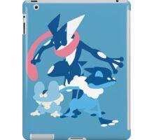 Froakie Evolution iPad Case/Skin