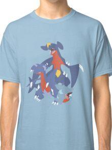 Gible Evolution Classic T-Shirt