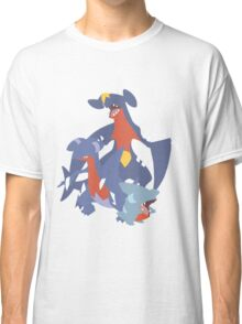 Gible Evolution Classic T-Shirt