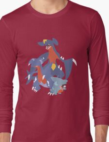 Gible Evolution Long Sleeve T-Shirt