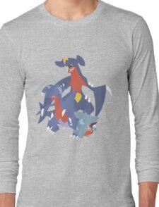 Gible Evolution Long Sleeve T-Shirt