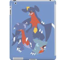 Gible Evolution iPad Case/Skin