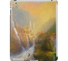 Rivendell Home Of Elves  iPad Case/Skin