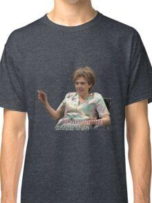 Did yall get the knocker stuff? Classic T-Shirt