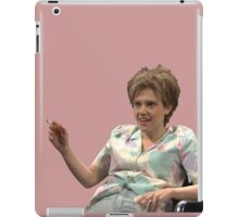 Did yall get the knocker stuff? iPad Case/Skin