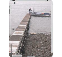Piel Ferry Portrait iPad Case/Skin