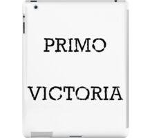 Primo Victoria iPad Case/Skin